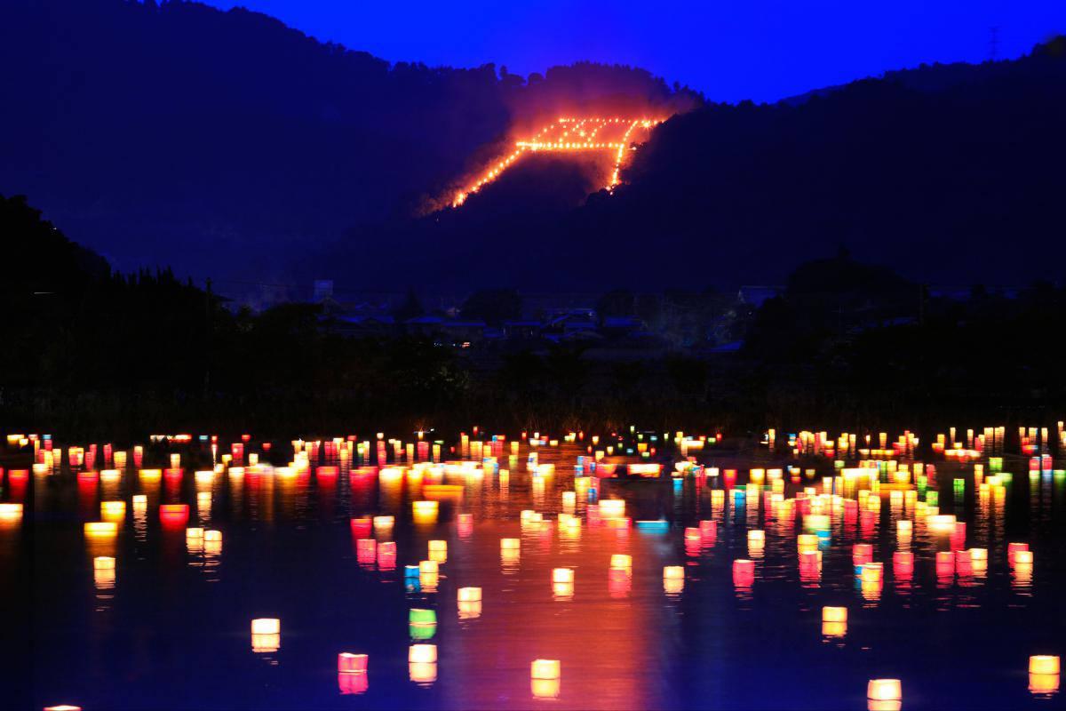 Gozan Okuribi Festival Kyoto