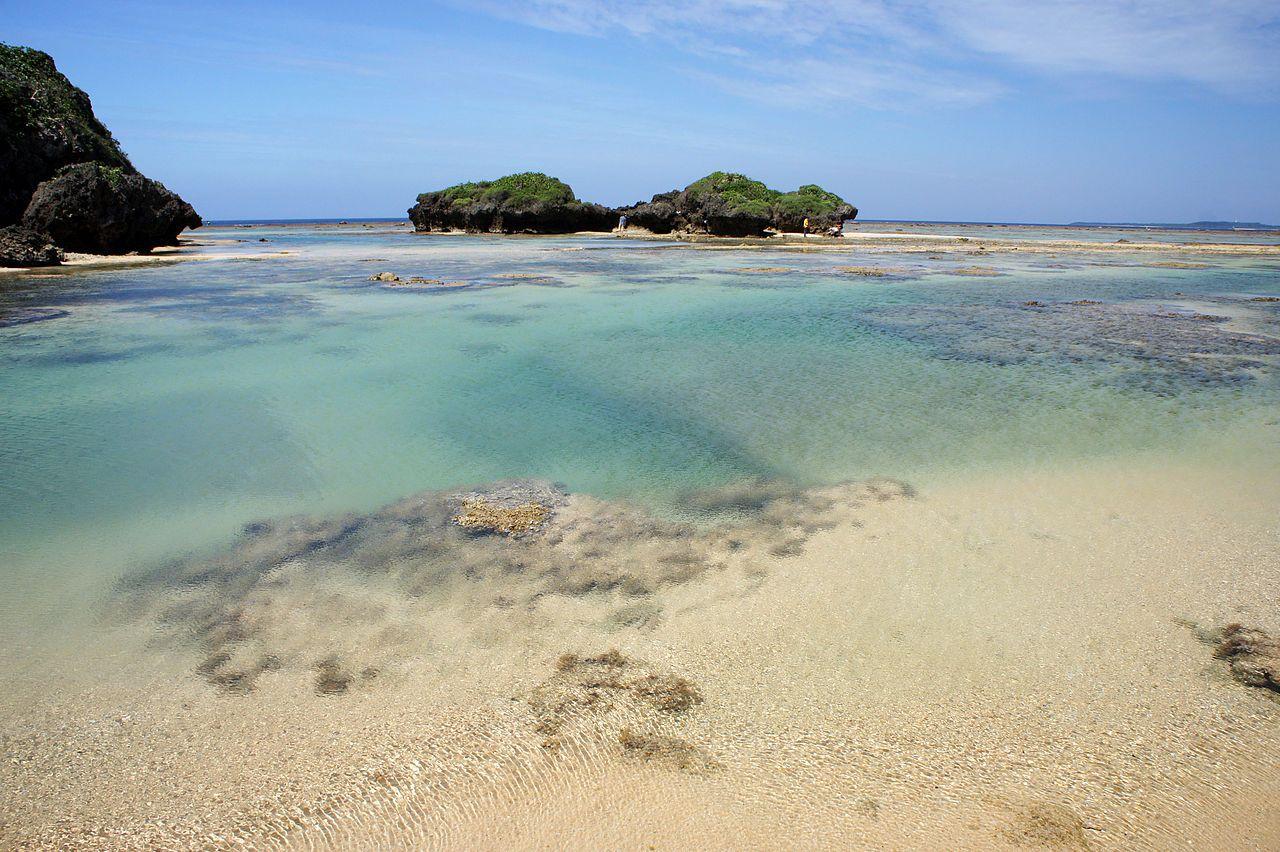 Pantainya yang Indah