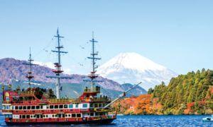 Hakone Jepang, Tempat Wisata Menarik Dari Fuji Hingga Onsen