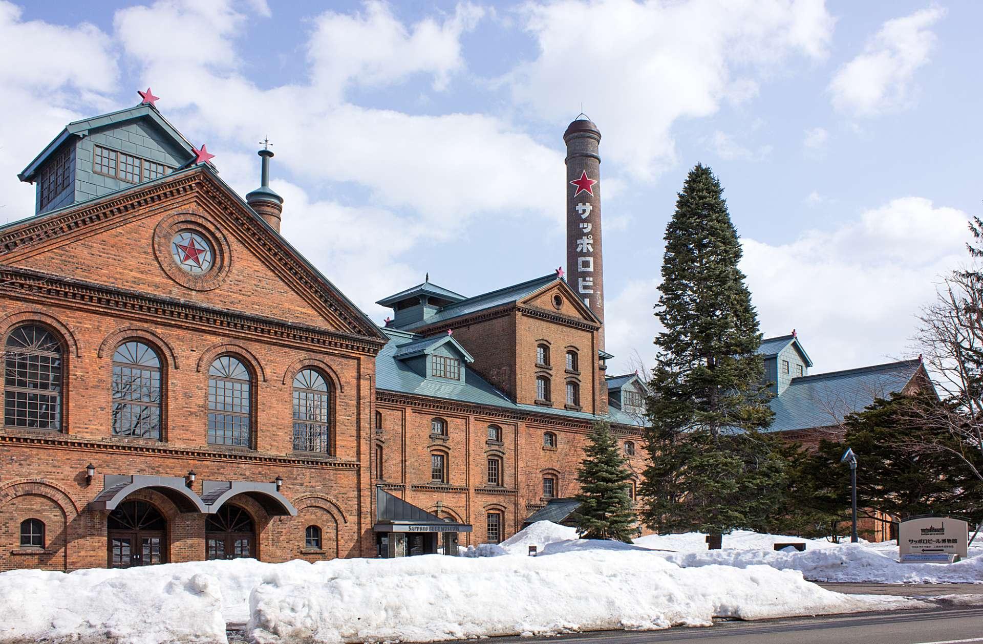 Sapporo Beer Museum Hokkaido, Wisata Sekaligus Tempat Belajar Tentang Bir di Jepang
