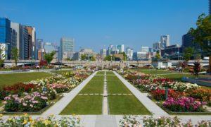 Taman Nakanoshima Jepang, Kedamaian Di Tengah Kota Sibuk Osaka