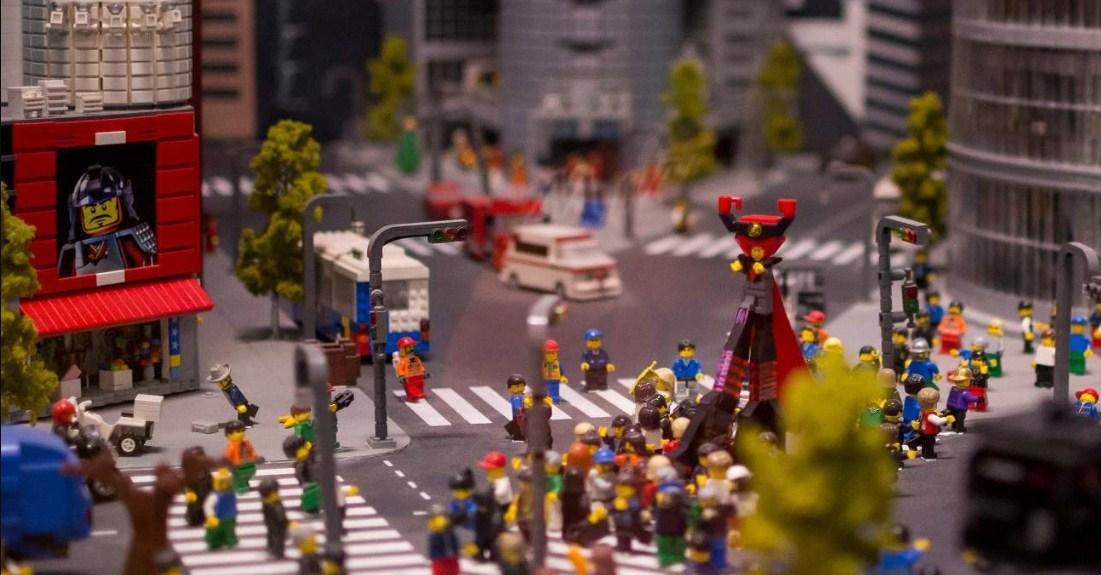 Odaiba Legoland Discovery Center, Tokyo