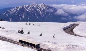 Private Tour Alpine Route Jepang Toyama Takayama Shirakawago