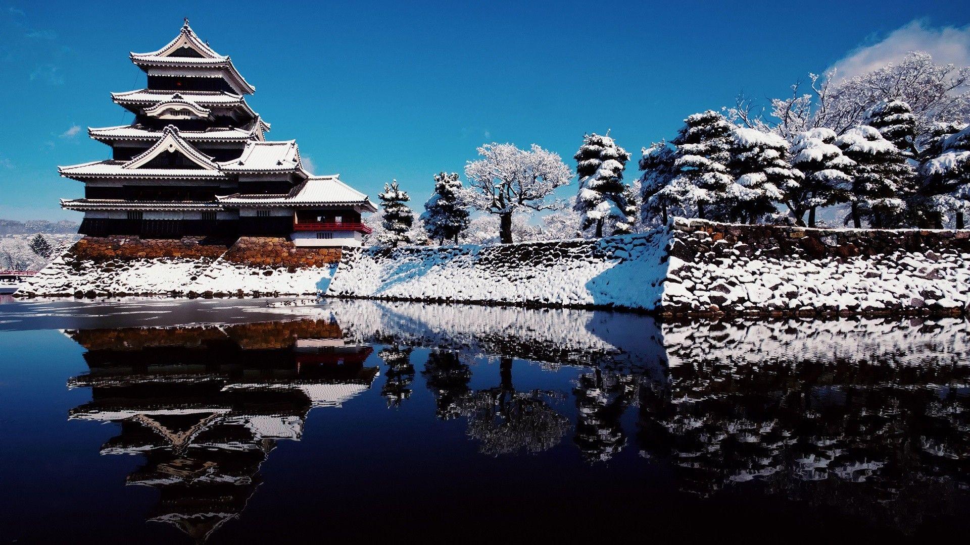 Paket Tour Ke Jepang 8 Hari 7 Malam Januari Musim Dingin (Winter)