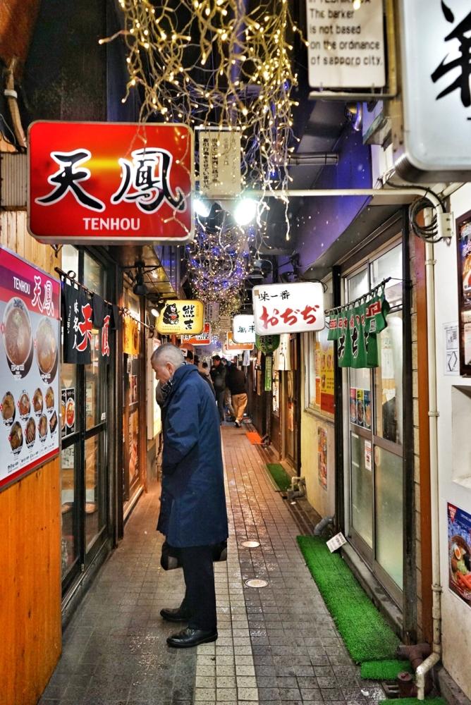 Ganso Sapporo Ramen Yokocho Adalah Objek Wisata Kuliner yang Wajib Dikunjungi Bagi Penggemar Mie
