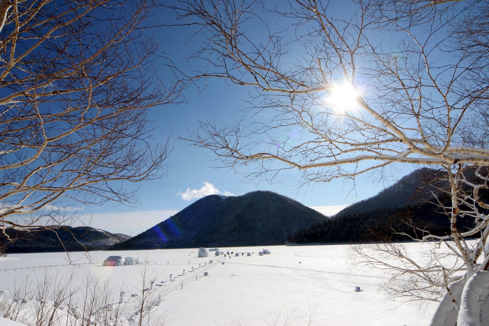 Shikaribetsu Kotan Ice Village
