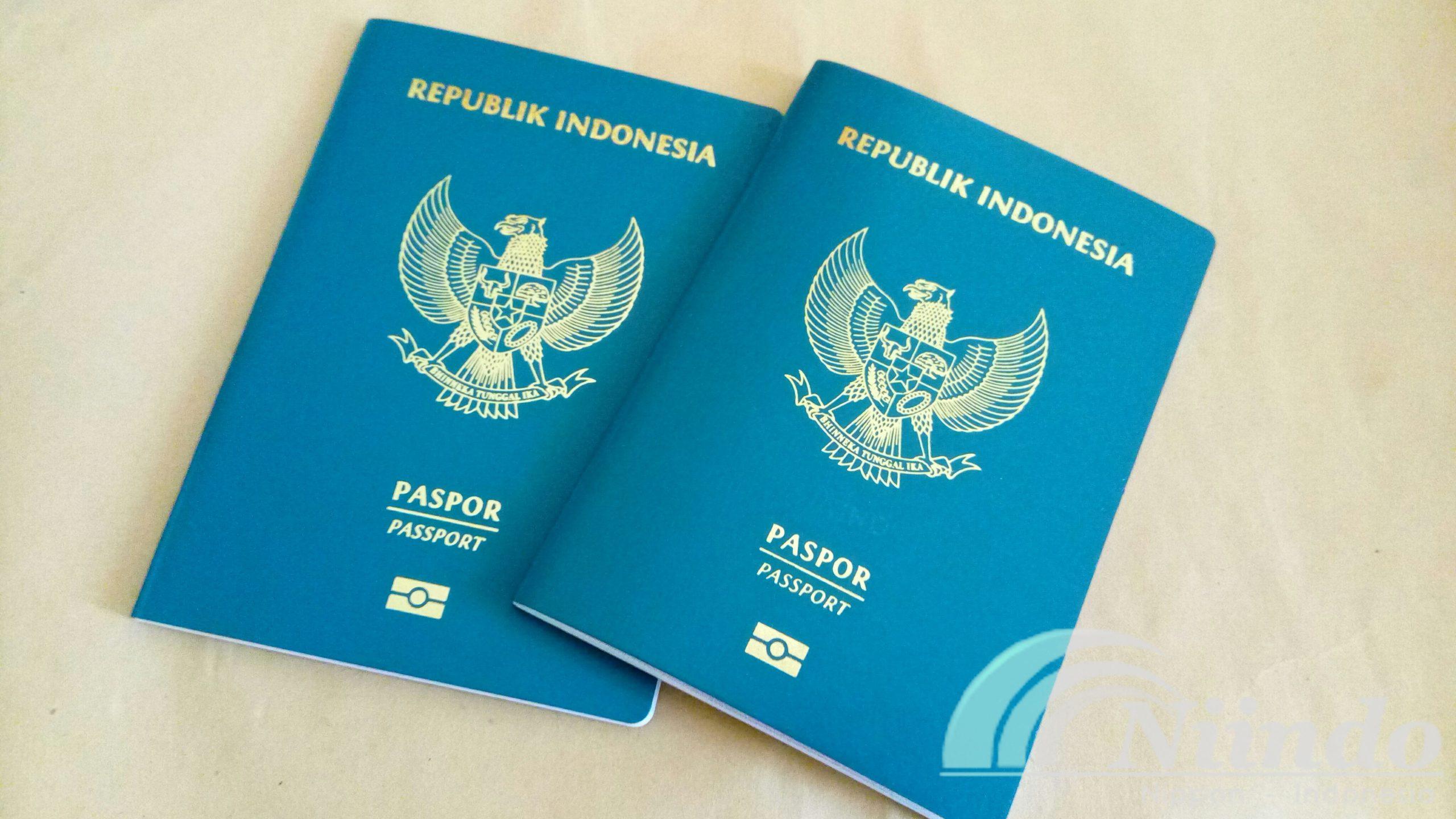 E-Paspor Indonesia