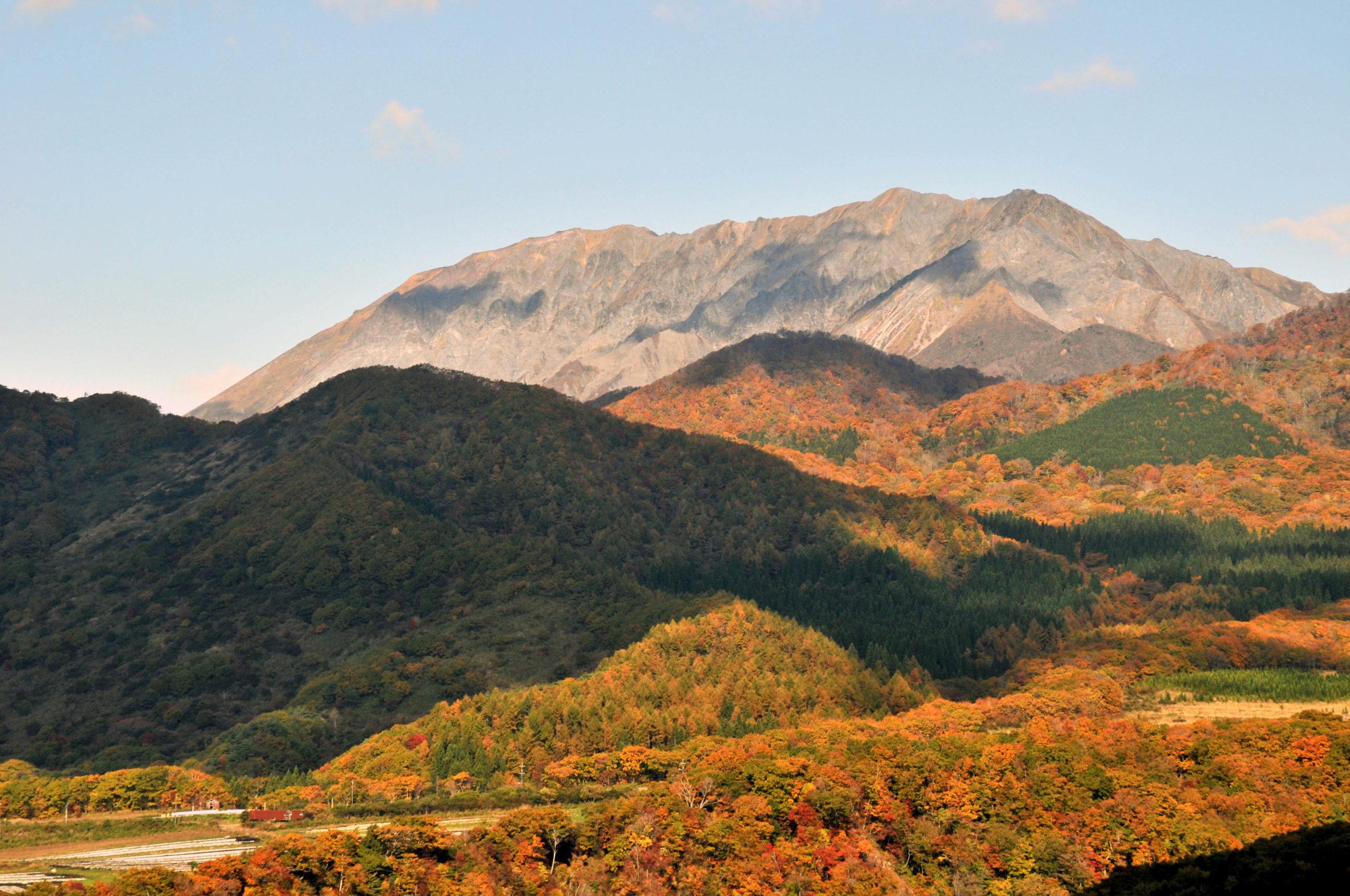 Gunung Daisen